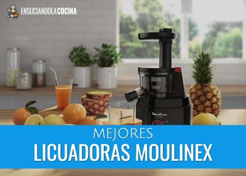 mejores licuadoras moulinex