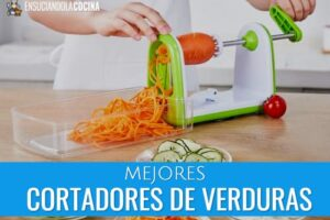 Mejores Cortadores de Verduras