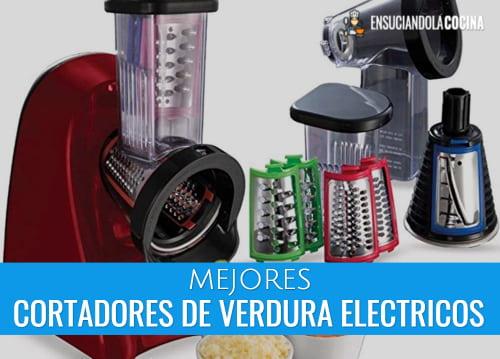 mejores cortadores de verdura eléctricos
