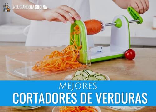 mejores cortadores de verdura