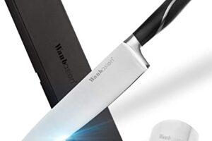 Cuchillos de cocinero: las mejores marcas profesionales