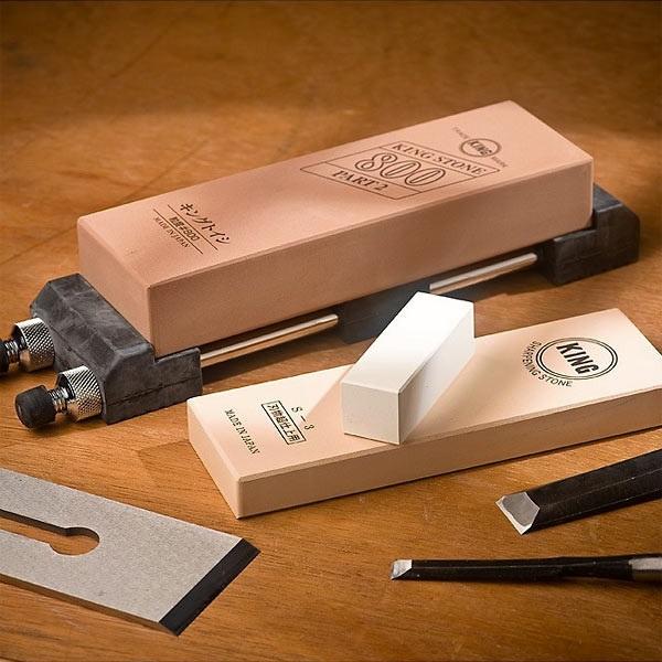 piedras de afilar cuchillos